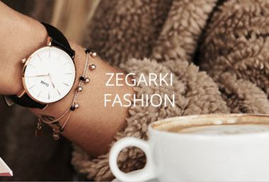 zegarki fashion