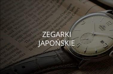 zegarki japońskie