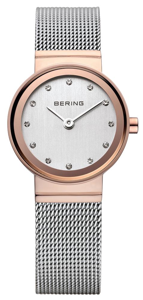 Zegarek damski Bering classic 10126-066 - duże 1
