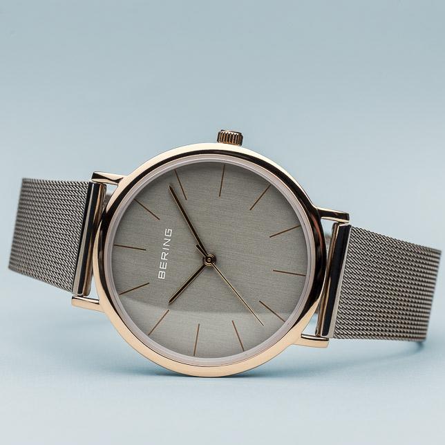 Zegarek damski Bering classic 13436-369 - duże 1