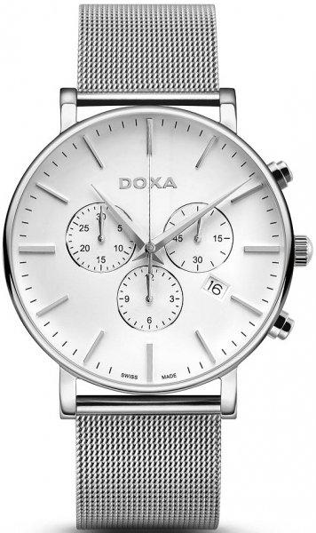 Zegarek męski Doxa d-light 172.10.011.10 - duże 1