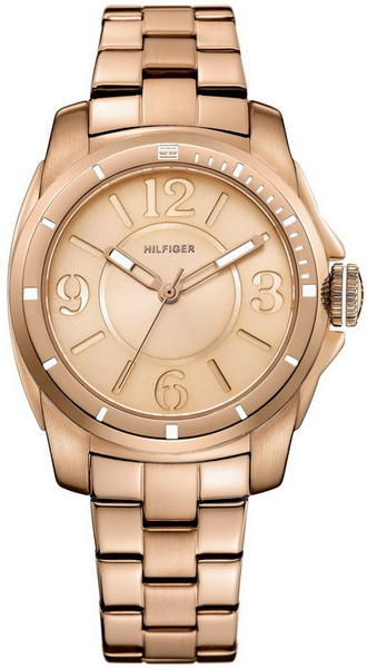Zegarek damski Tommy Hilfiger damskie 1781141 - duże 1