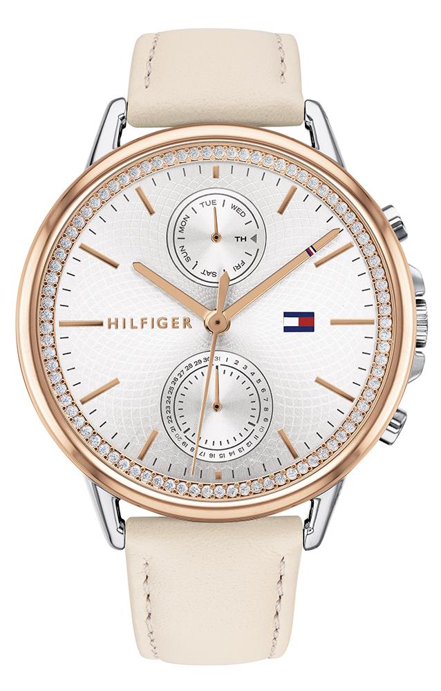 Zegarek damski Tommy Hilfiger damskie 1781913 - duże 1