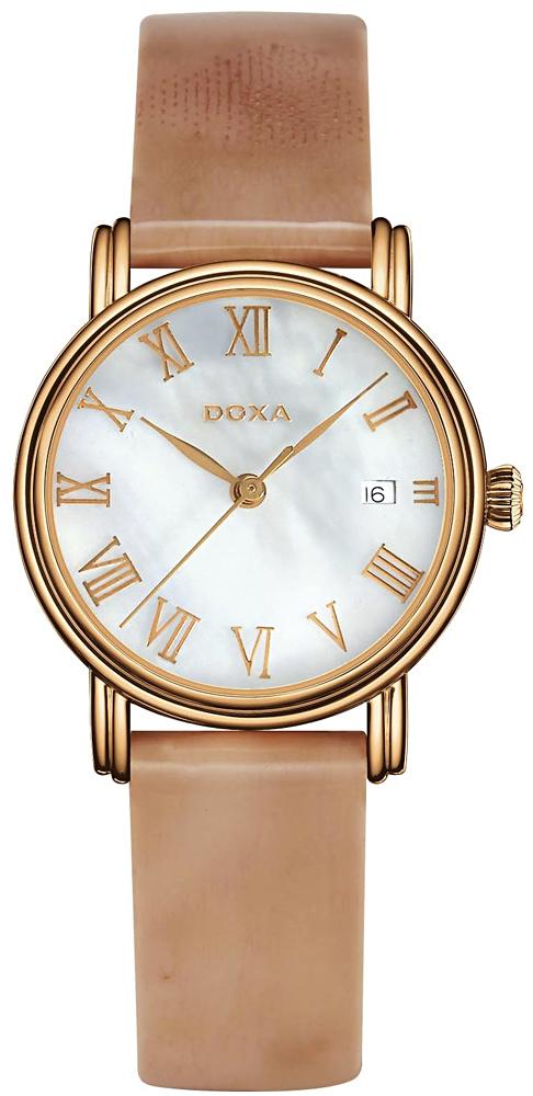 Zegarek damski Doxa royal 222.95.052.80 - duże 1