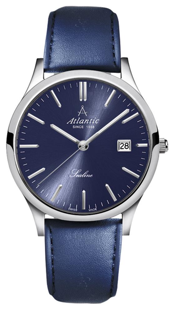 Zegarek damski Atlantic sealine 22341.41.51 - duże 1
