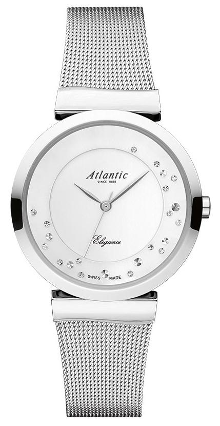 Zegarek damski Atlantic elegance 29039.41.29MB - duże 1