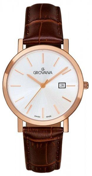 Zegarek damski Grovana pasek 3230.1962 - duże 1
