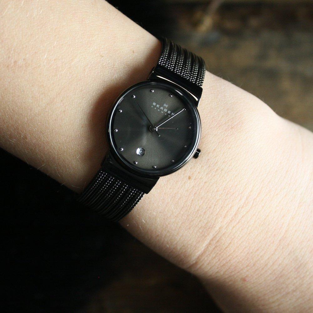 Zegarek damski Skagen ancher 355SMM1 - duże 1