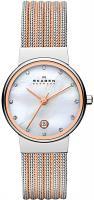 Zegarek damski Skagen ancher 355SSRS - duże 1