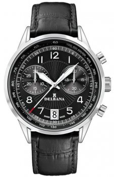 Zegarek męski Delbana 41601.672.6.034