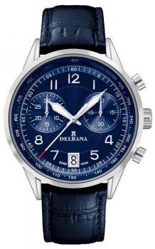 Zegarek męski Delbana 41601.672.6.044