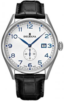 Zegarek męski Delbana 41601.682.6.062-POWYSTAWOWY