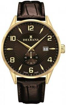 Zegarek męski Delbana 42601.622.6.104