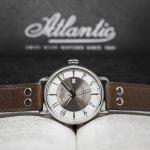 Zegarek męski Atlantic worldmaster 57750.41.25B - duże 3