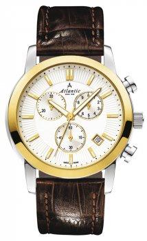 Zegarek męski Atlantic 62450.43.21G