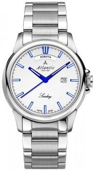 Zegarek męski Atlantic 69555.41.21BP
