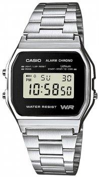 Zegarek męski Casio A158WEA-1EF