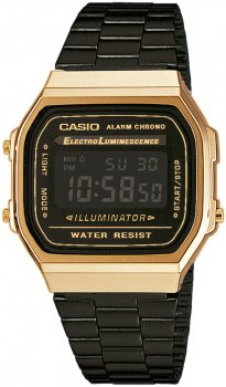 Zegarek męski Casio A168WEGB-1BEF
