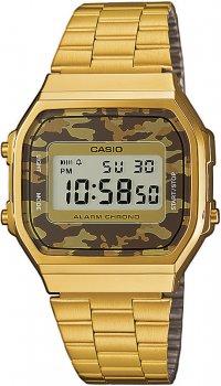 Zegarek męski Casio A168WEGC-5EF