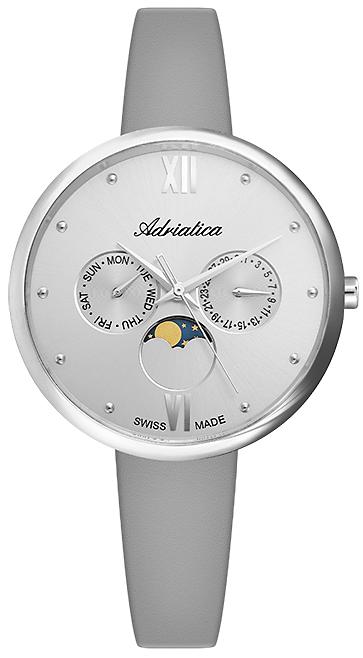 Zegarek damski Adriatica pasek A3732.5G83QF - duże 1