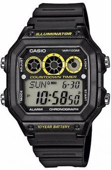 Zegarek męski Casio AE-1300WH-1AVEF