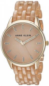 Zegarek damski Anne Klein AK-2616TNGB