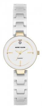 Zegarek  Anne Klein AK-2660WTGB