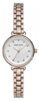 Zegarek damski Anne Klein AK-2662SVRG