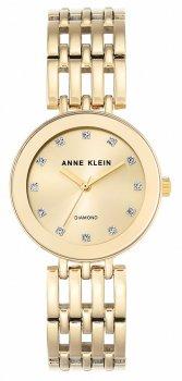Zegarek damski Anne Klein AK-2944CHGB