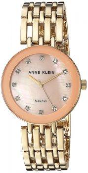 Zegarek  Anne Klein AK-2944PMGB
