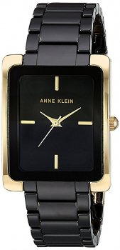 Zegarek damski Anne Klein AK-2952BKGB