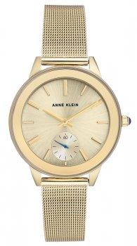 Zegarek damski Anne Klein AK-2982CHGB
