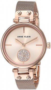 Zegarek damski Anne Klein AK-3000RGRG