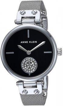 Zegarek damski Anne Klein AK-3001BKSV