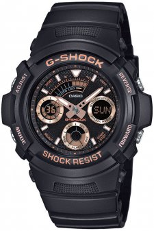 Zegarek męski Casio AW-591GBX-1A4ER
