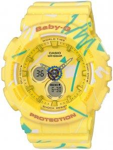 Zegarek damski Casio BA-120SC-9AER