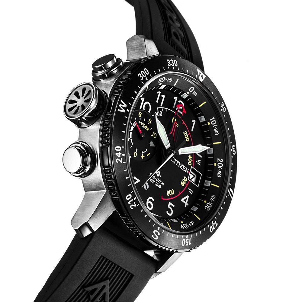 Zegarek męski Citizen promaster BN4044-15E - duże 3