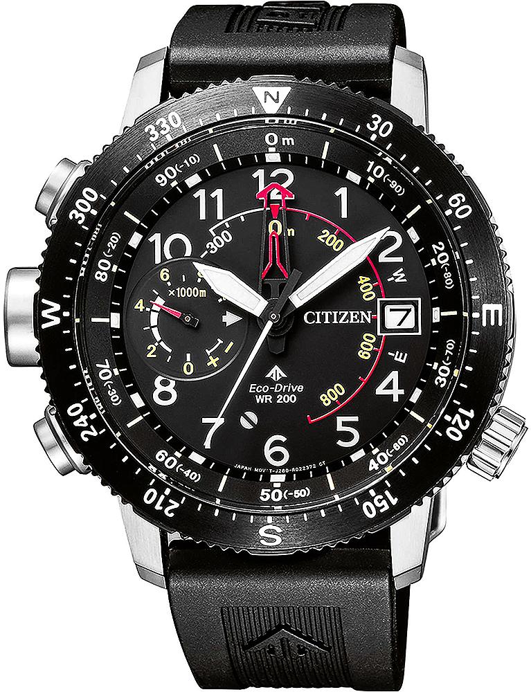 Zegarek męski Citizen promaster BN4044-15E - duże 1