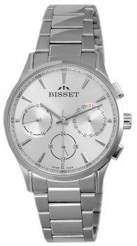 Zegarek męski Bisset BSDE73SISX05AX