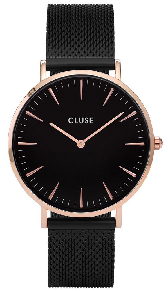Zegarek damski Cluse boho chic CW0101201010 - duże 1