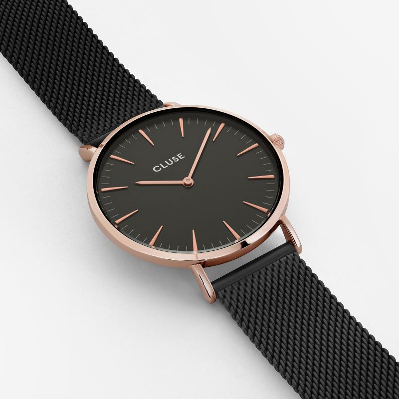 Zegarek damski Cluse boho chic CW0101201010 - duże 3