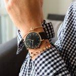 Zegarek damski Cluse boho chic CW0101201010 - duże 2