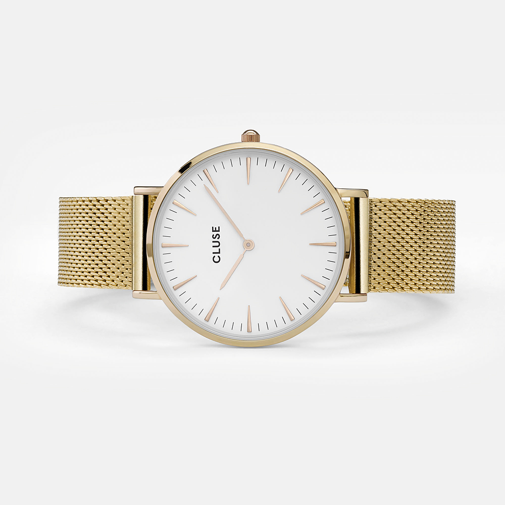 Zegarek damski Cluse boho chic CW0101201009 - duże 1
