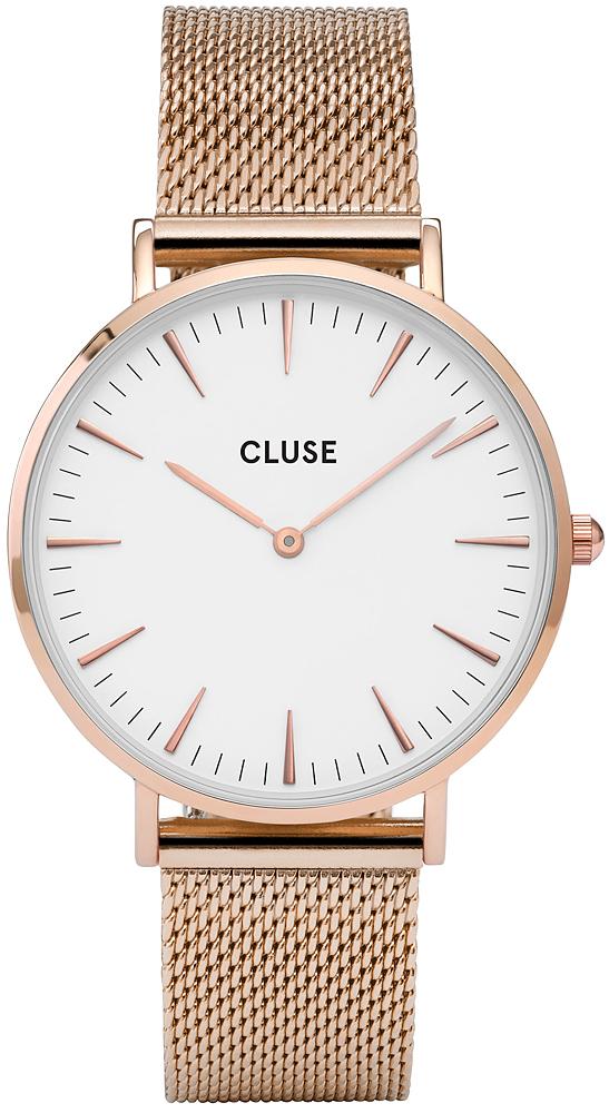 Zegarek damski Cluse boho chic CW0101201001 - duże 1