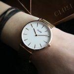 Zegarek damski Cluse boho chic CW0101201001 - duże 7
