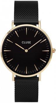 Cluse CW0101201008Mesh Gold Black/Black