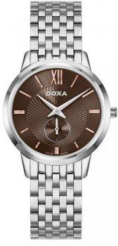 Zegarek damski Doxa D156SBR-POWYSTAWOWY