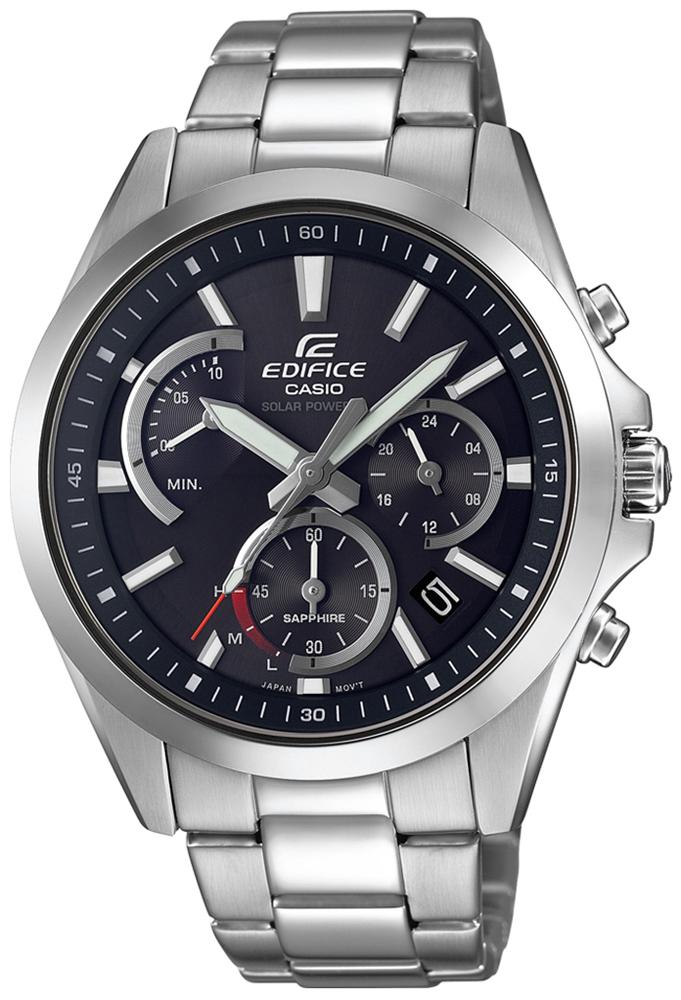Zegarek męski Casio edifice premium EFS-S530D-1AVUEF - duże 1
