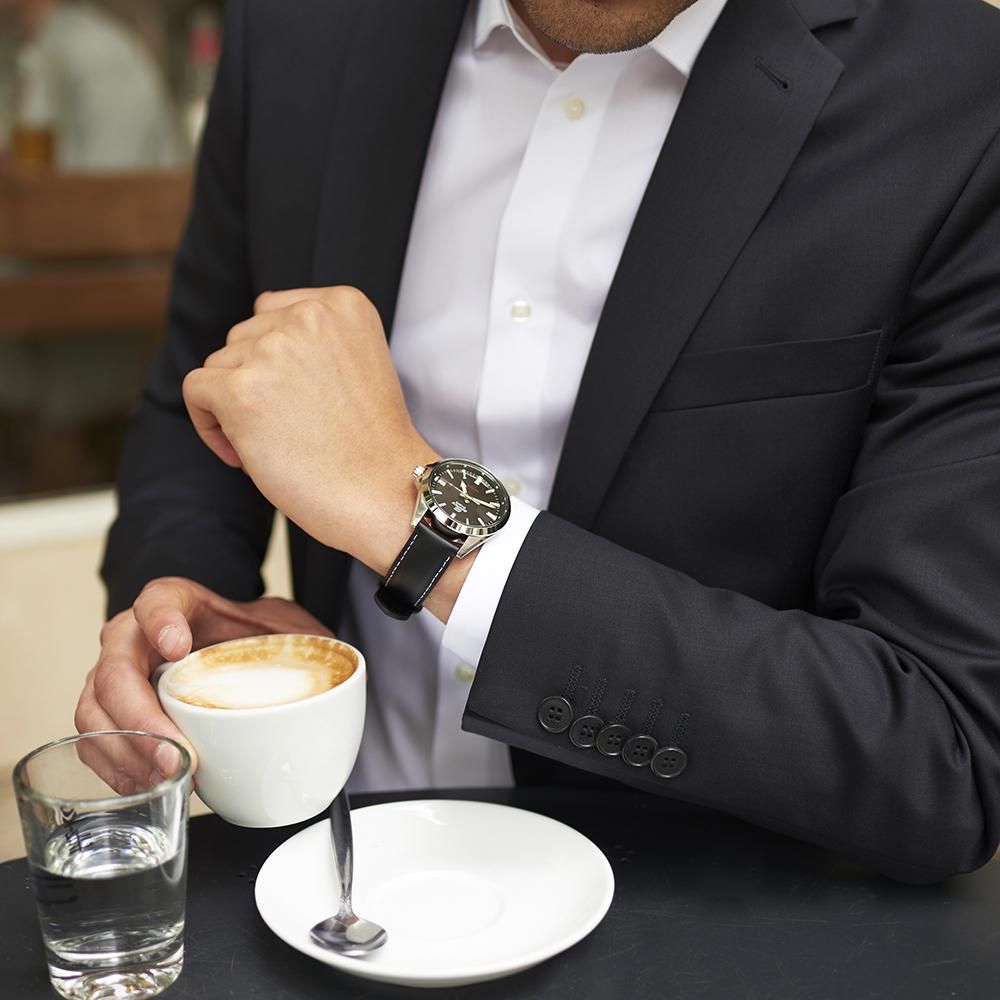 Zegarek męski Casio edifice momentum EFV-100L-1AVUEF - duże 2