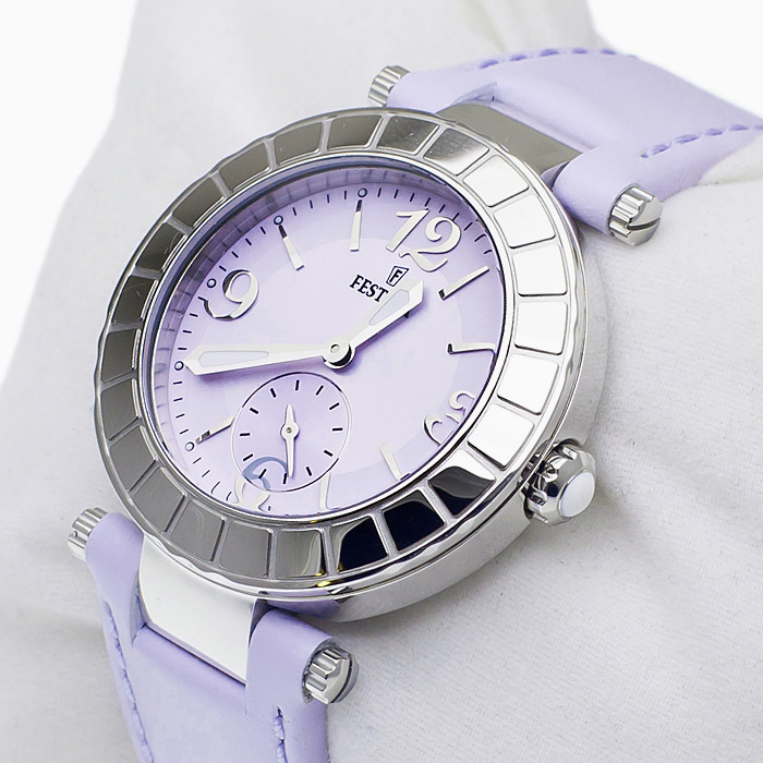 Zegarek damski Festina trend F16619-3 - duże 1